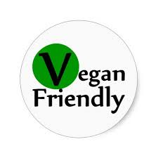 Proud to be Vegan friendly products