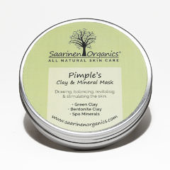 Pimple clay mask 80gm $30